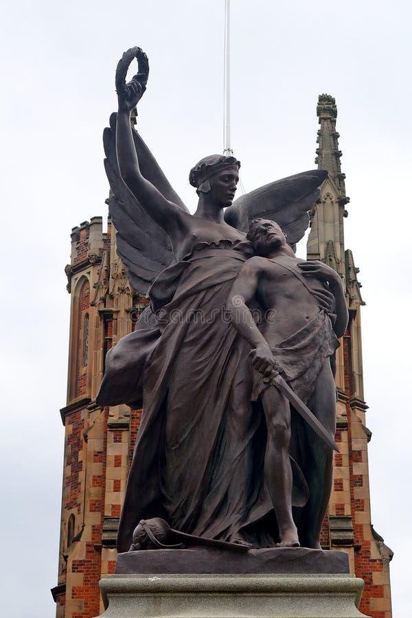 Królowej ` s uniwersytet, Belfast, Północny - Ireland obraz royalty free