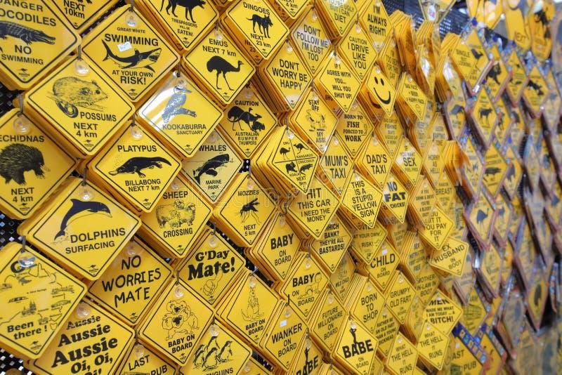 Królowej Wiktoria rynek Melbourne Australia fotografia stock