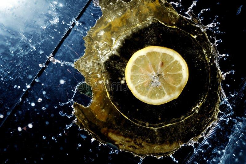 Krönung der Zitrone stockfotografie