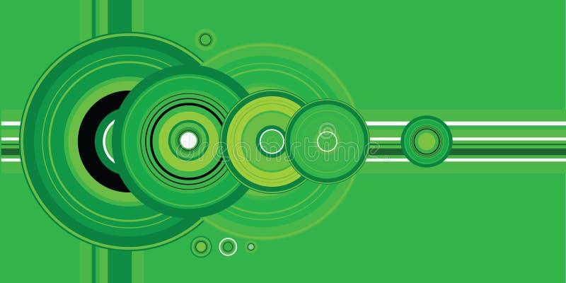 krąg uprawa ilustracja wektor