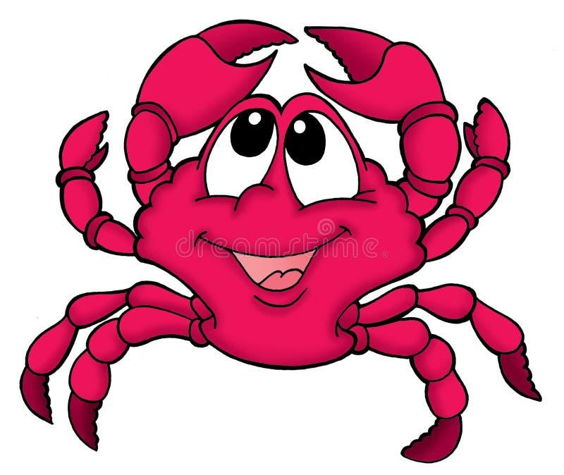 kraba royalty ilustracja