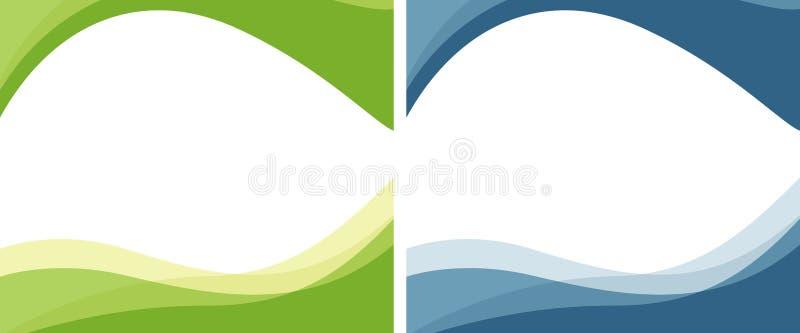 Krabb bakgrund för rengöringsduk royaltyfri illustrationer