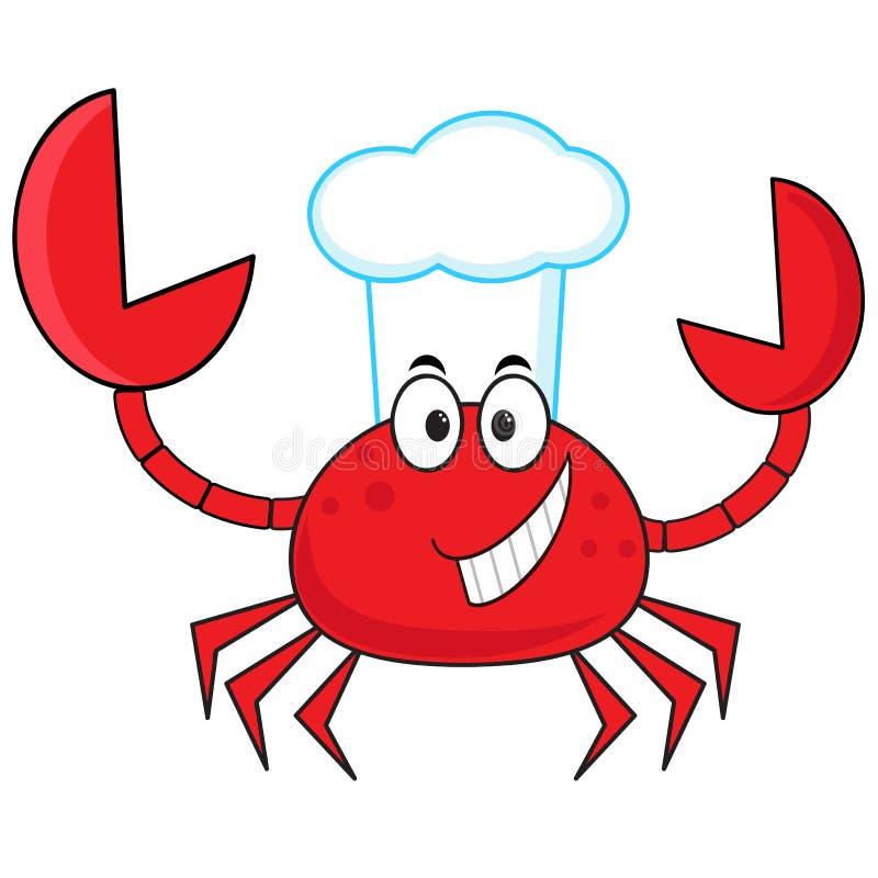 Krabbe vektor abbildung