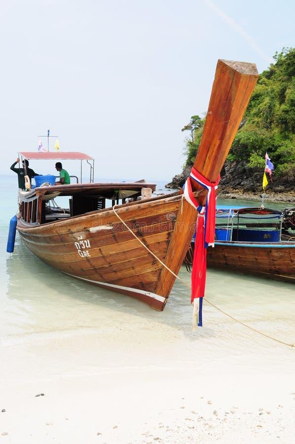 Krabi в Таиланде стоковое фото rf