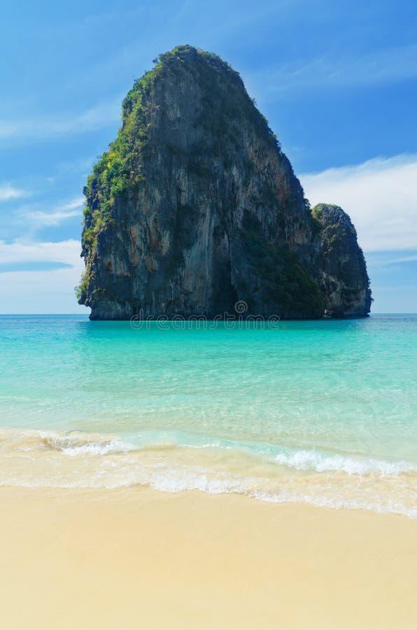 Download Krabi stock photo. Image of blue, landscape, remote, beach - 18536006