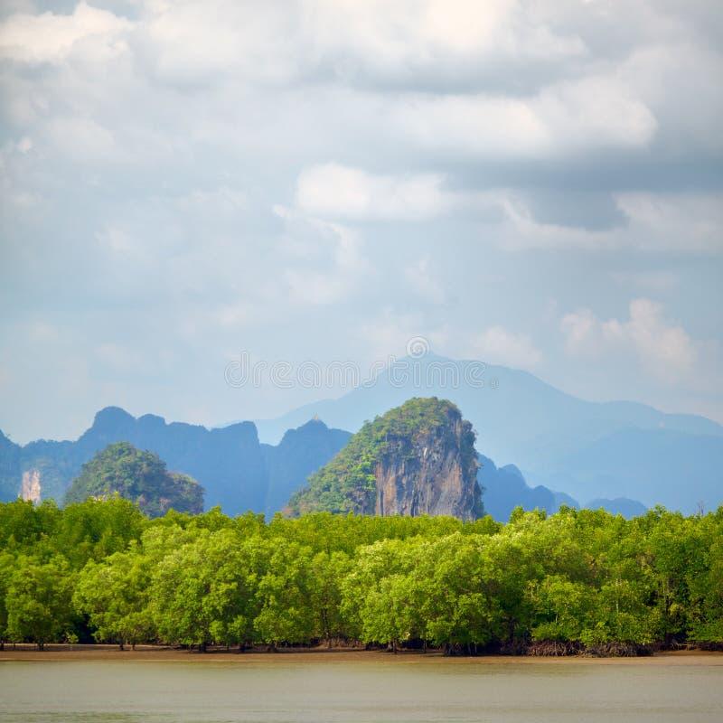 Download Krabi Rocks stock image. Image of paradise, river, rock - 23693235