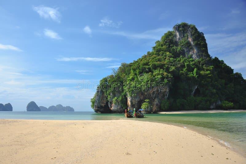 Krabi` s eiland royalty-vrije stock foto's