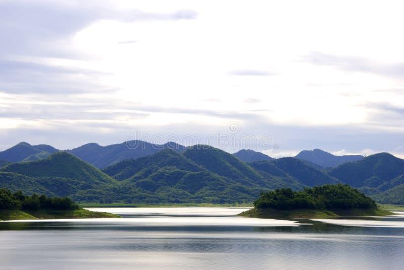 krachan kaeng park narodowy obraz royalty free