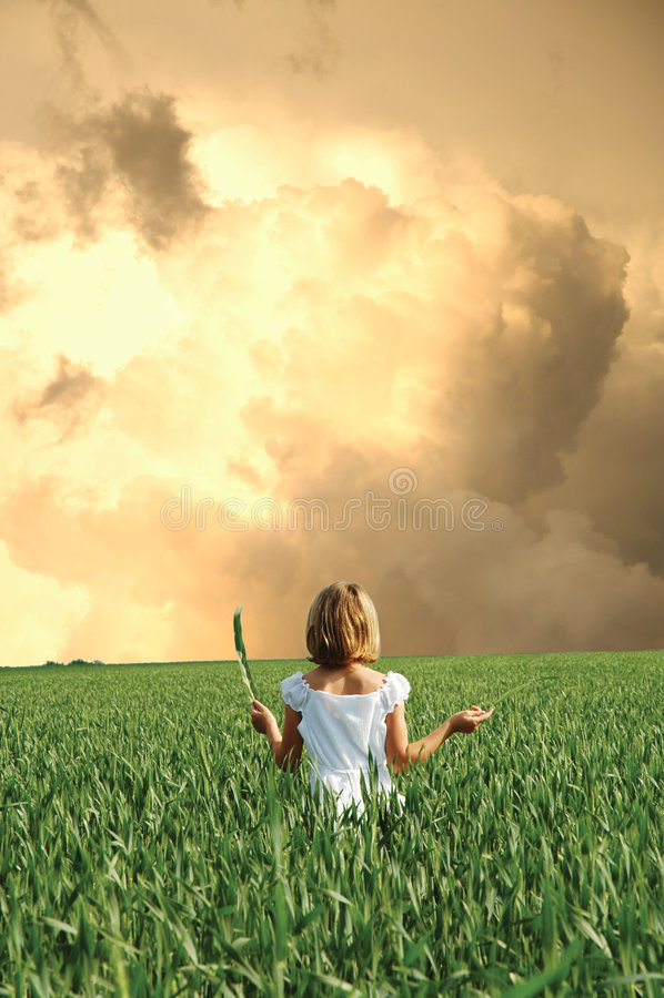 Krachtig Onweer stock afbeeldingen