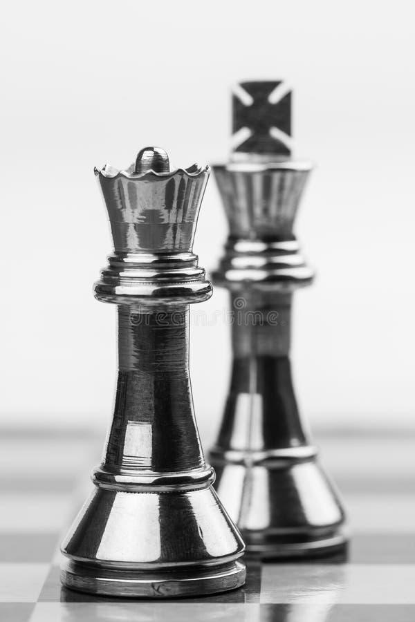 Krachtige Koningin stock afbeelding
