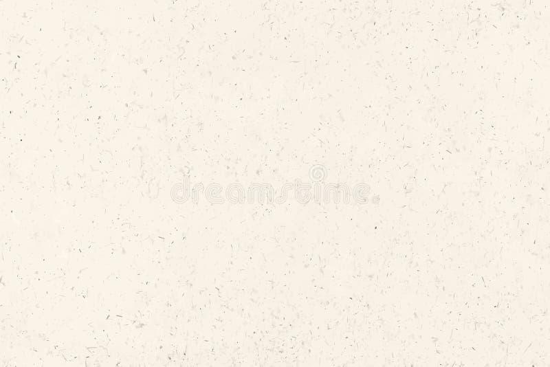 Kraft beige textur, bakgrund och tapet royaltyfri illustrationer