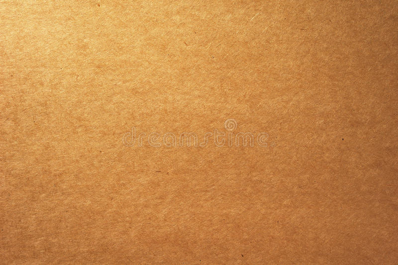 Kraft Paper Background Stock Photo. Image Of Recycled