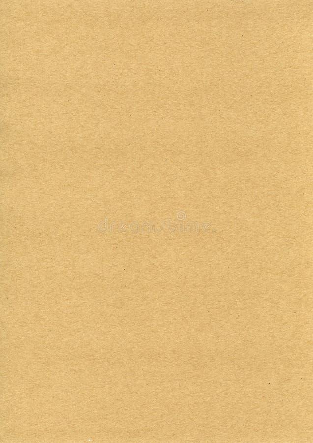 Kraft Paper Texture High Resolution Stock Image Image
