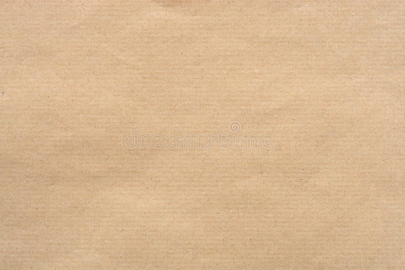 Kraft Paper Texture Stock Photo. Image Of Brown, Closeup