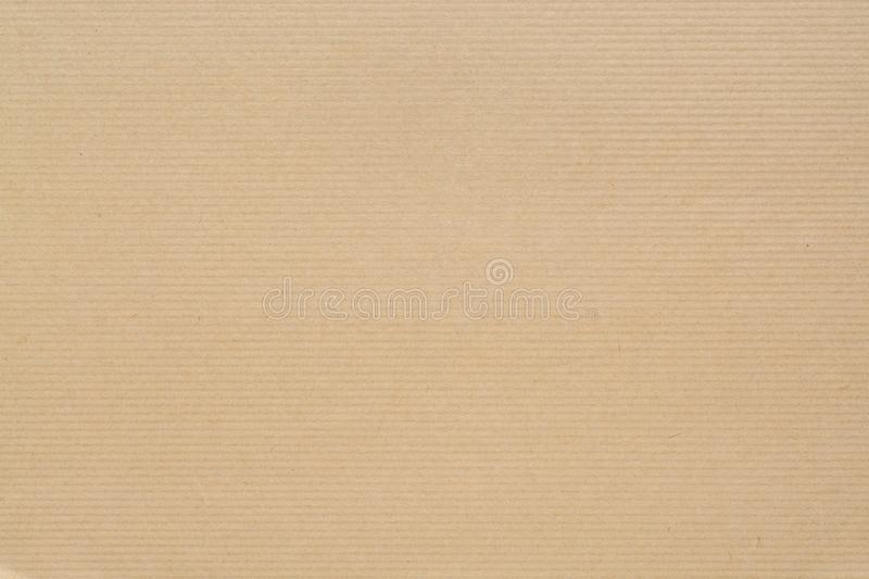 Sheet Of Kraft Paper In High Resolution Stock Photo