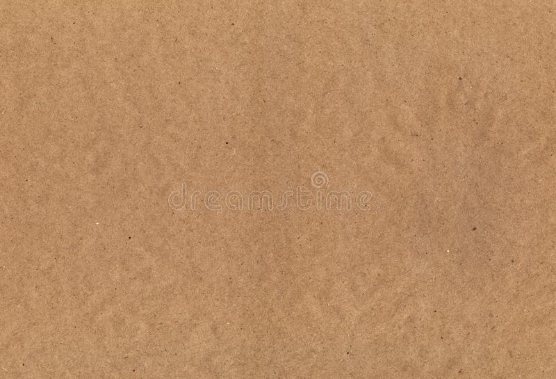 Kraft paper texture royalty free stock image