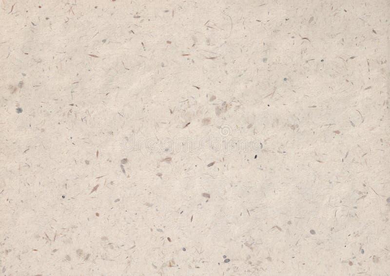 Kraft paper texture stock image