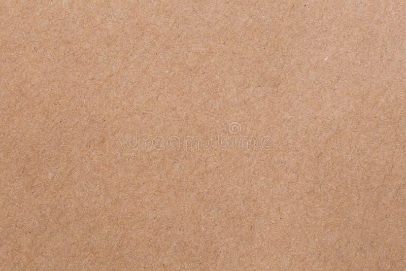 Kraft papier textured zdjęcia stock