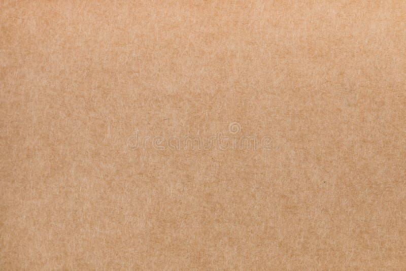 Kraft textured tło obrazy stock