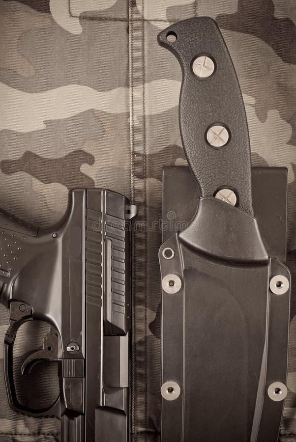 krafter tjäna som soldat specialhjälpmedel arkivbild