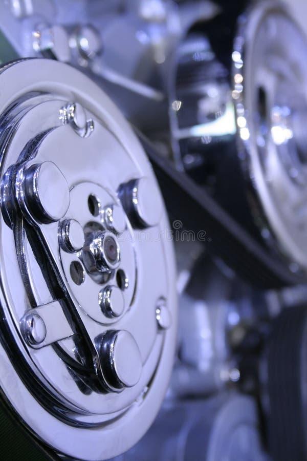 Kraftfahrzeugmotor lizenzfreie stockbilder