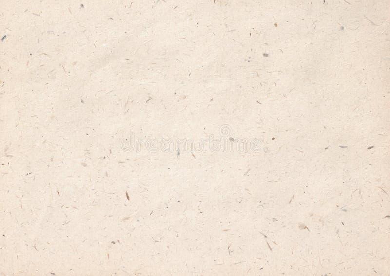 Kraftpapier-document textuur stock fotografie