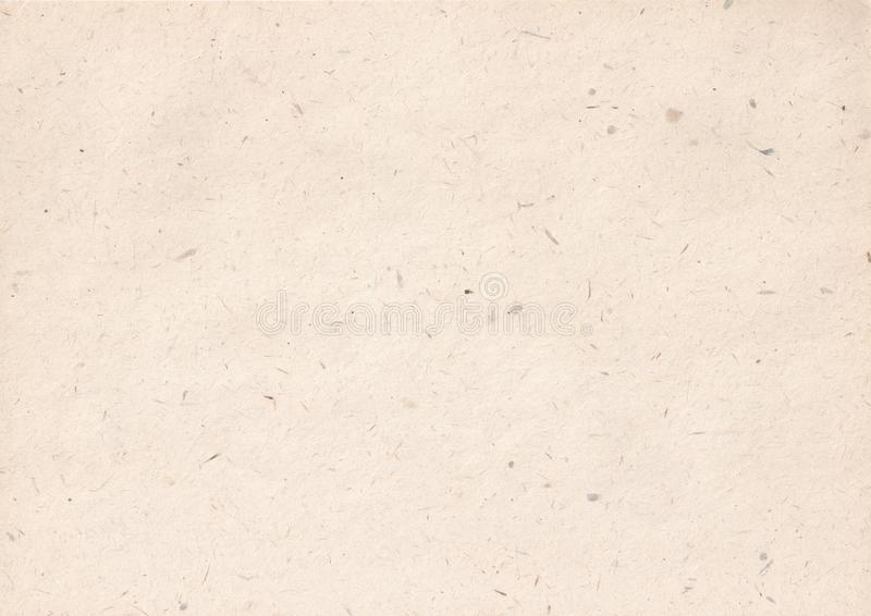 Kraftpapier-document textuur royalty-vrije stock afbeelding
