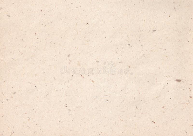 Kraftpapier-document textuur stock afbeeldingen
