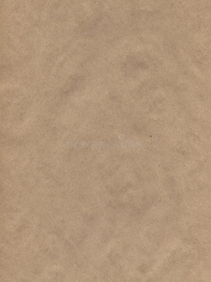 Kraftpapier-document textuurpatroon voor het verpakken Kraftpapier-document textuurachtergrond royalty-vrije stock fotografie