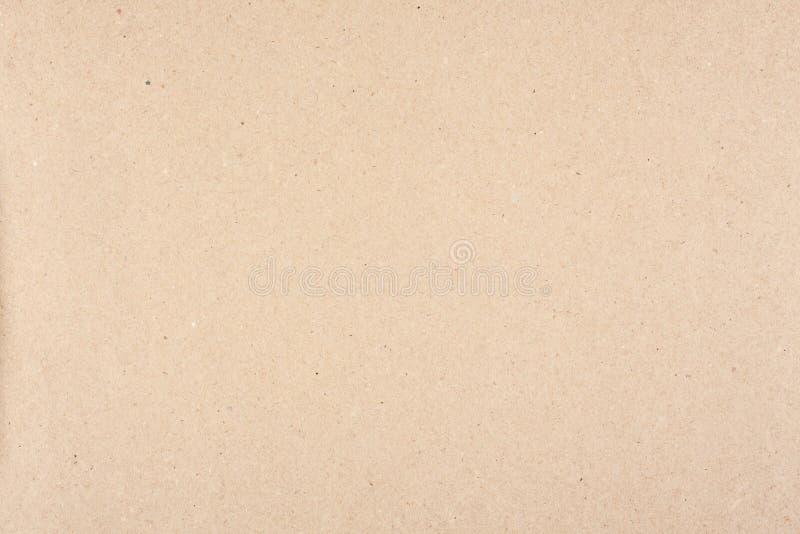 Kraftpapier-geweven document stock fotografie