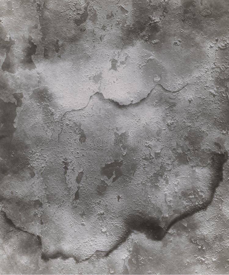 Kraftpapier-Schmutzhintergrund der Schwarzweiss-Weinlese alter mit Raum für Text oder Bild lizenzfreies stockfoto