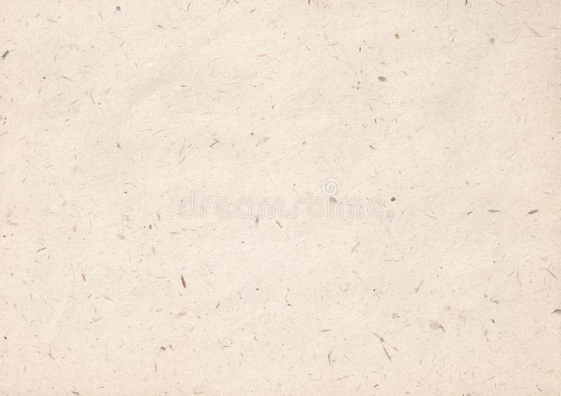 Kraftpapierbeschaffenheit stockfotografie