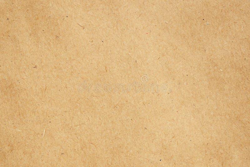Kraftpapierhintergrund stockbilder