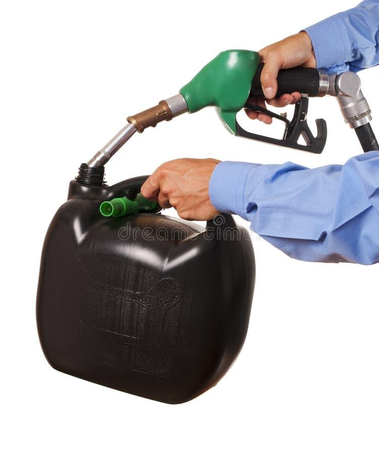 Kraftstoff lizenzfreie stockfotografie