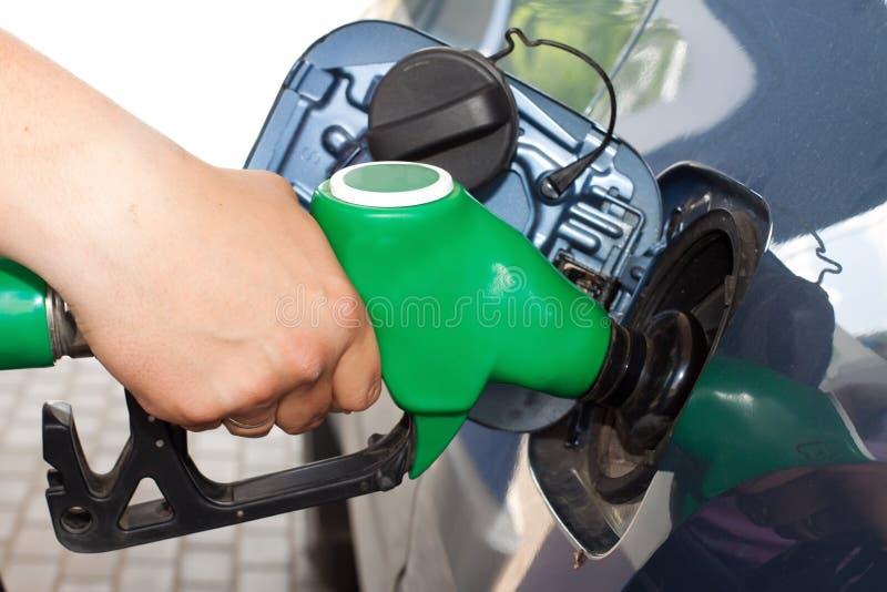 Kraftstoffpumpe lizenzfreies stockbild