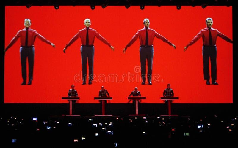 Kraftwerk 03 royaltyfri bild