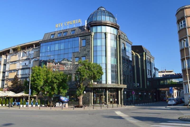 Kragujevac Serbien royaltyfri foto