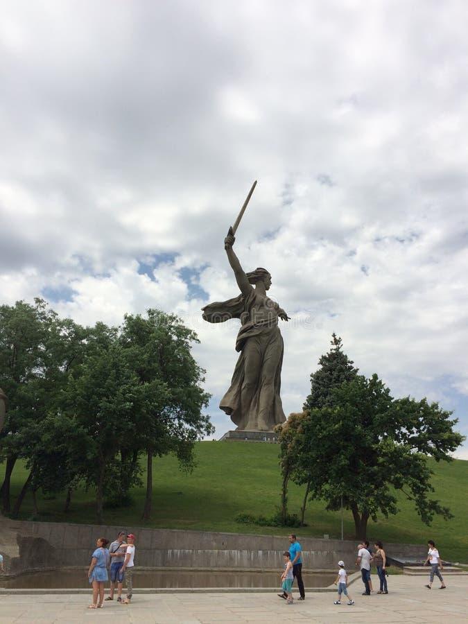 Kraj ojczysty w Rosja zdjęcie stock