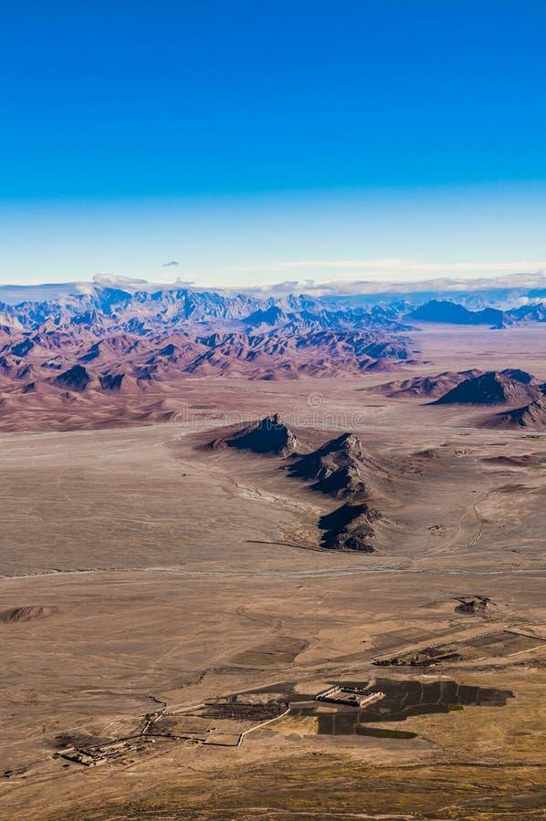 Krajobraz Afganistan obraz stock