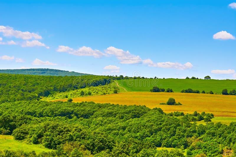 Krajobraz Bułgaria zdjęcie royalty free
