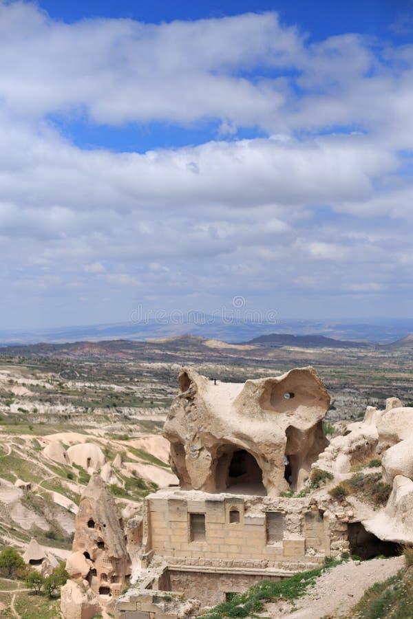 Krajobraz Cappadocia obrazy stock