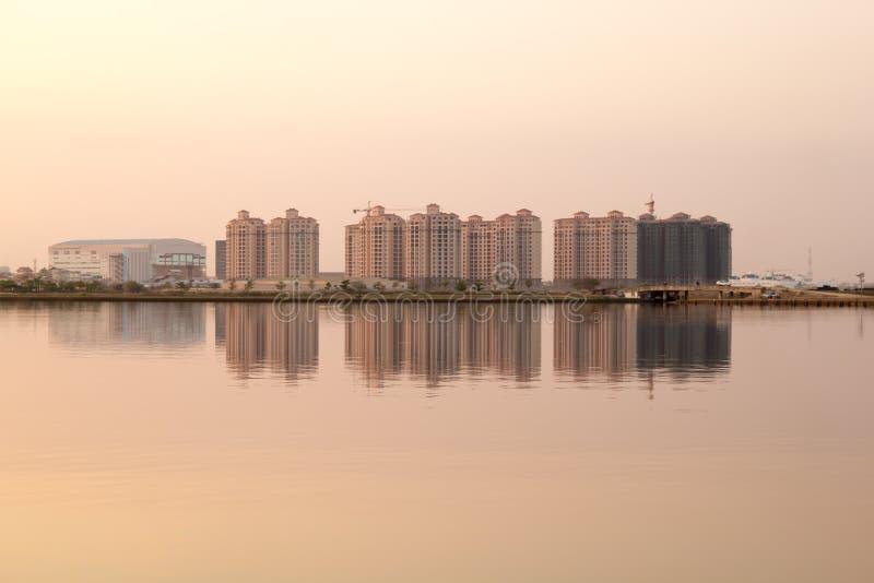 Krajobraz lakeview fotografia stock