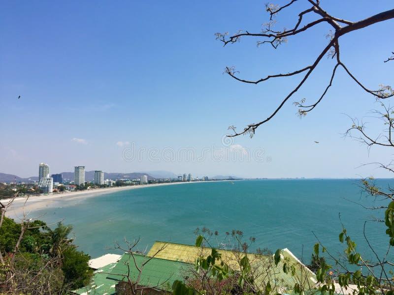 Krajobraz przy Phuket prowincją obraz stock