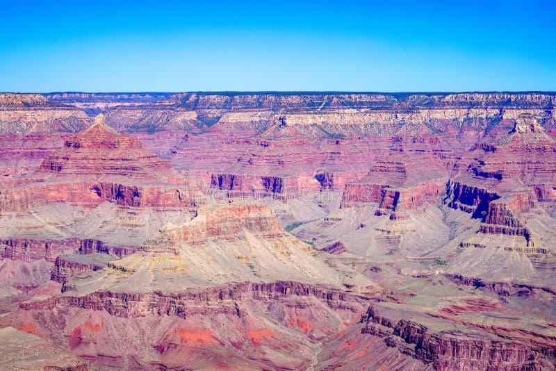 Krajobraz przy uroczystego jaru parkiem narodowym obraz stock