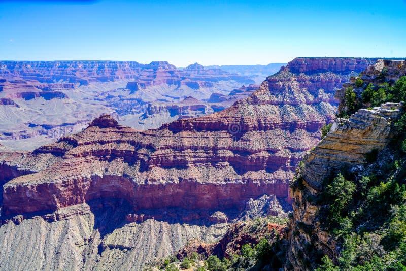 Krajobraz przy uroczystego jaru parkiem narodowym obrazy stock