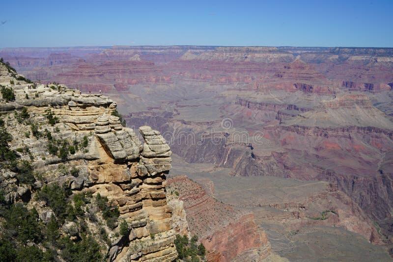 Krajobraz przy uroczystego jaru parkiem narodowym zdjęcie royalty free