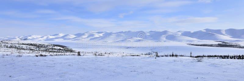krajobrazowa arctic panorama obraz stock