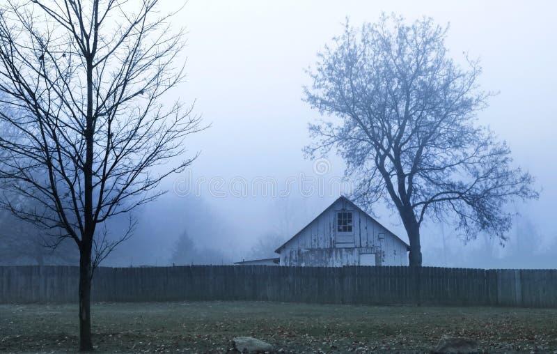 krajobrazowa mistyczka fotografia royalty free