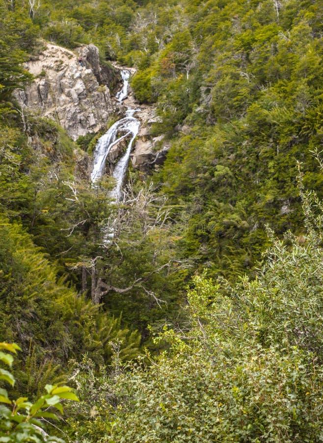 Krajobrazowy Argentina, San oknówka de los Andes zdjęcia royalty free