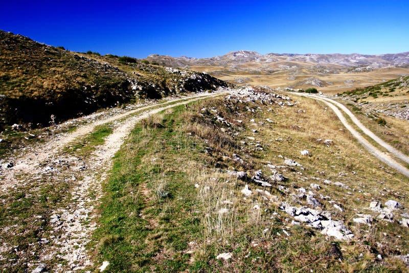 krajobrazowy Macedonia fotografia stock